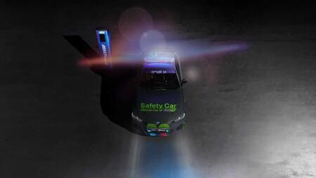 Bmw I4 M50 Safety Car Motoe 3