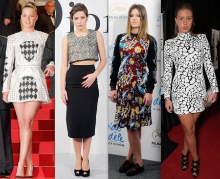 Adele Exarchopoulos estilo