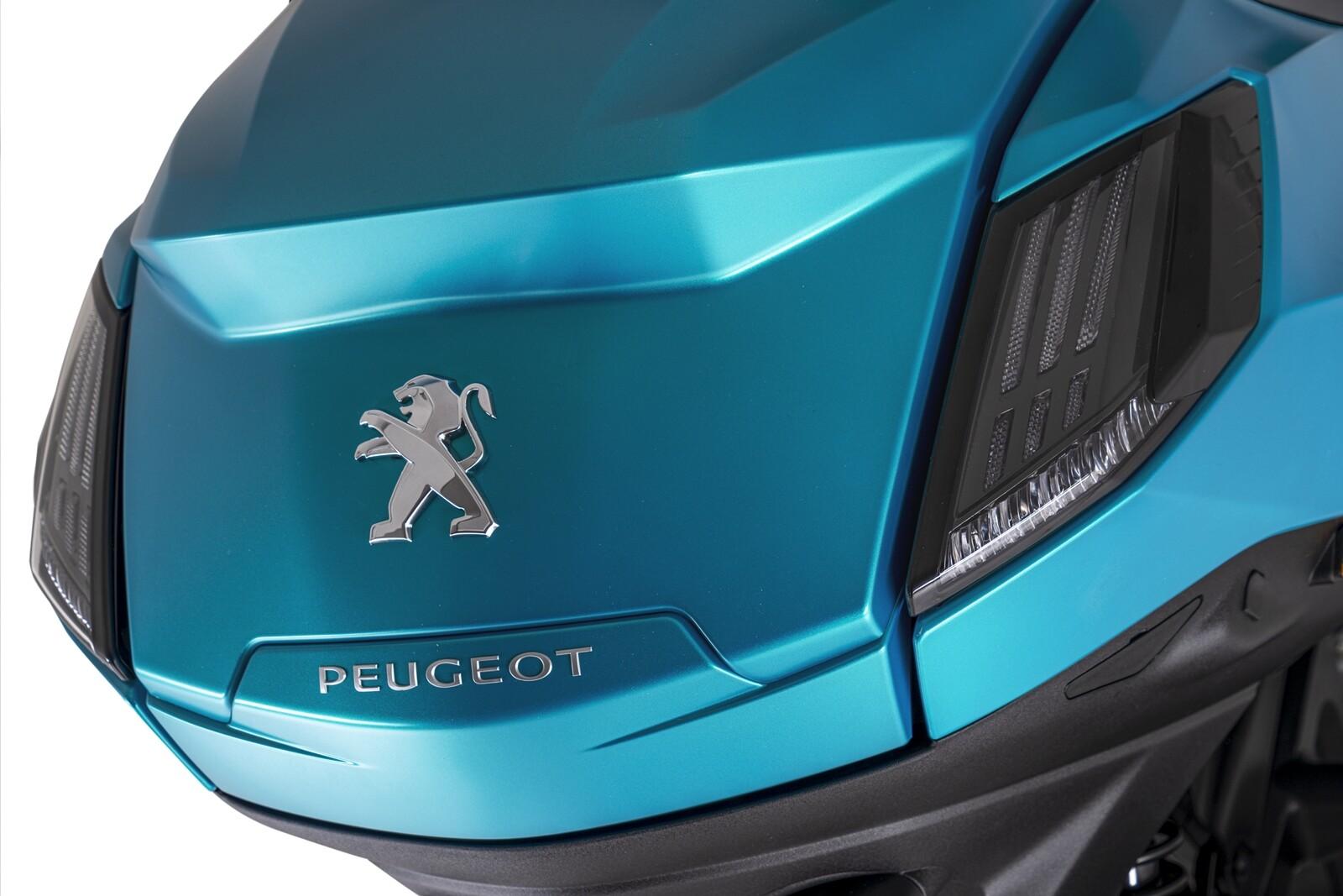 Foto de Peugeot Metropolis 2020, prueba (13/26)