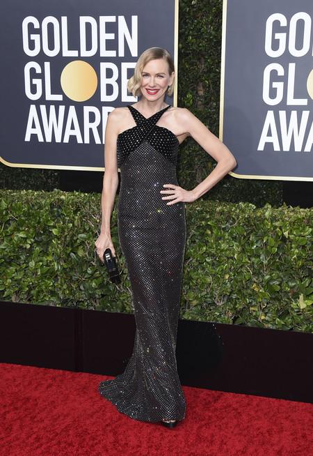 Naomi Watts globos de oro 2020