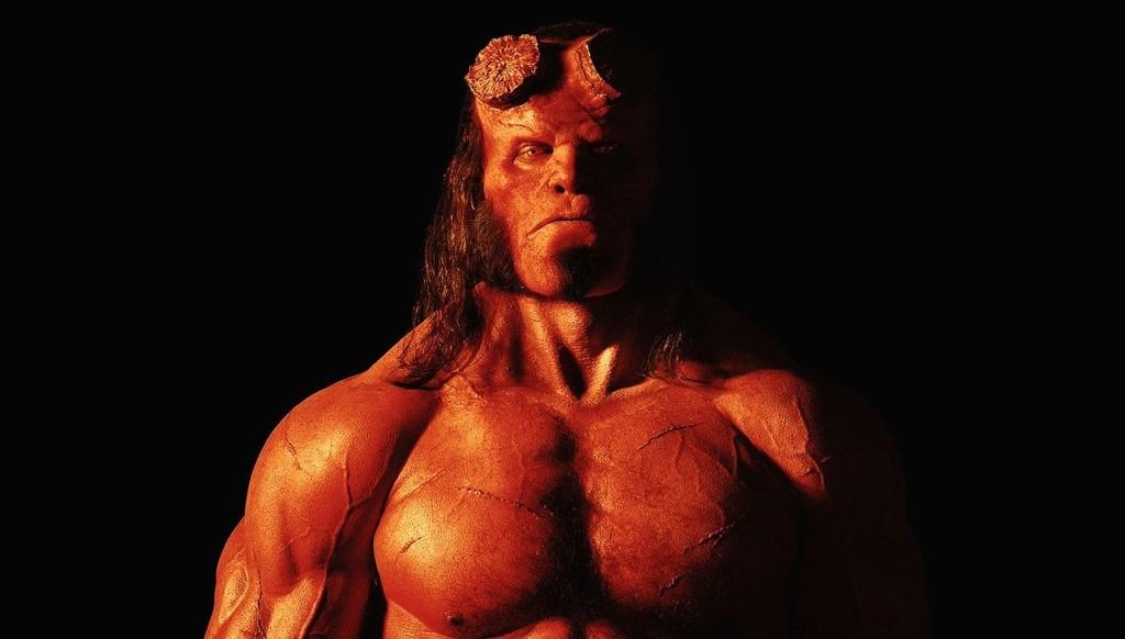 Aquí está el primer tráiler de 'Hellboy', el reboot que nos trae de vuelta al divertido e increíble demonio rojo
