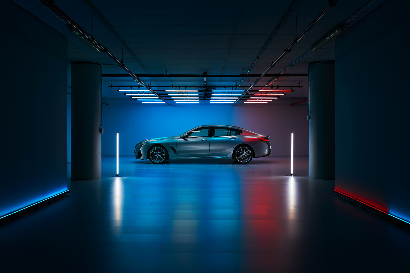 Foto de BMW Serie 8 Gran Coupé (presentación) (49/159)