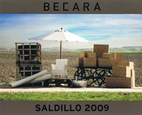Saldillo Becara 2009