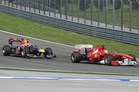 Ferrari ganará más en premios en 2011 que Red Bull