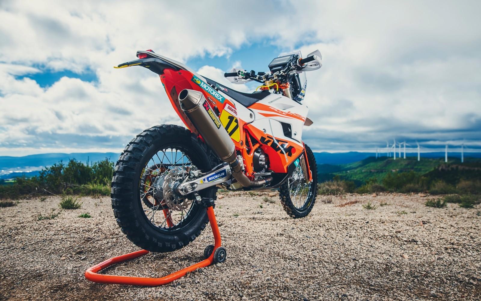 Foto de KTM 450 Rally Dakar 2019 (100/116)