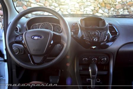 Ford Figo Interior Mexico