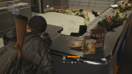 The Division Easter Egg World In Conflict