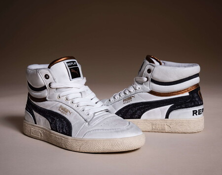 Ralph Sampson by Puma for Replay