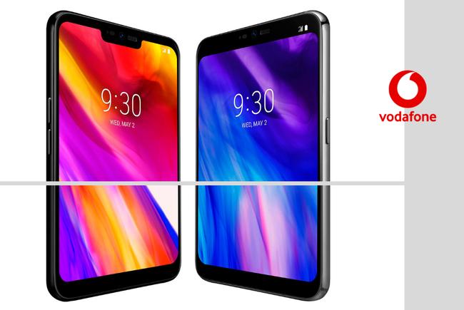 Precios LG G7 ThinQ, en exclusiva a plazos con Vodafone durante un mes