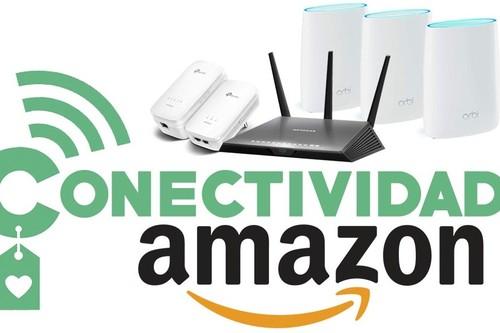 7 ofertas flash y bajadas de precio en conectividad y WiFi en Amazon