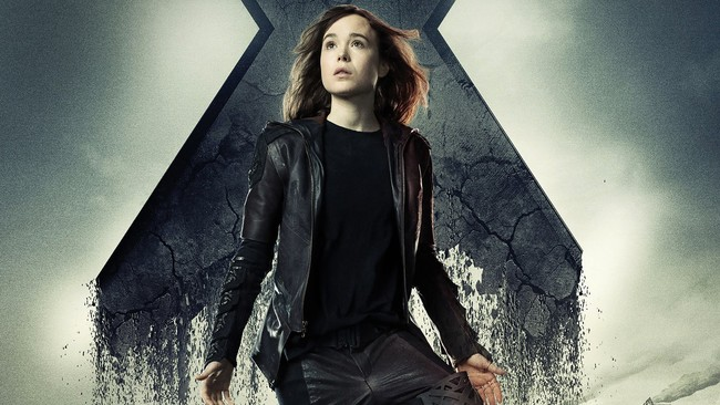 Kitty Pryde X Men Days Of Future Past Ellen Page