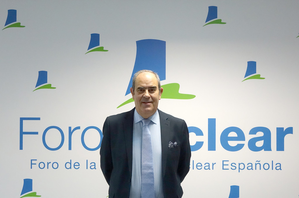 «Las centrales nucleares son muy seguras; no puede repetirse Chernóbil o Fukushima», Ignacio Araluce, presidente de Foro Nuclear