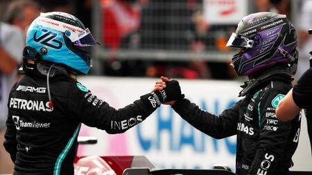 Lewis Hamilton está cerca de renovar por dos años con Mercedes y quiere a Valtteri Bottas como compañero