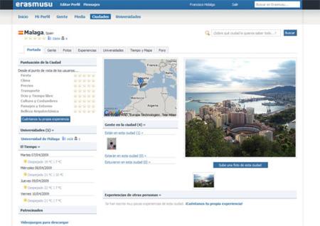 Erasmusu.com, nueva red social para estudiantes de intercambio