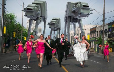 boda y ciencia ficcion