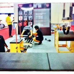 Foto 22 de 24 de la galería fibo-2013-nuevo-equipamiento-para-el-gimnasio en Vitónica