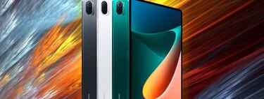 El primer benchmark de Xiaomi Pad 5 Pro supera los 3.000 puntos en Geekbench