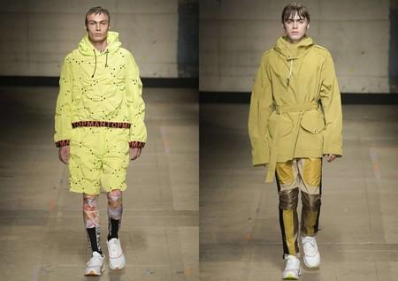 Bright Yellow London Fashion Week Trend Fall Winter 3