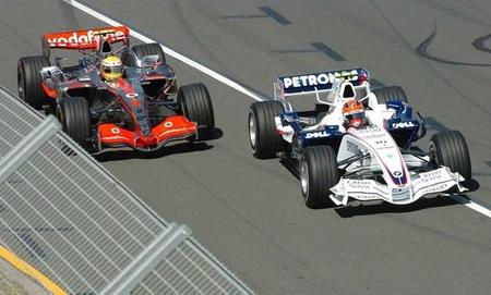 Lewis Hamilton echa de menos competir frente a Robert Kubica
