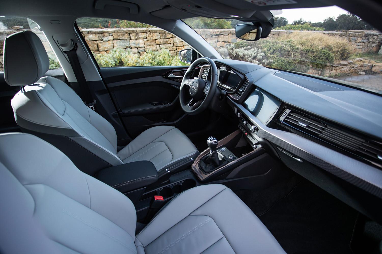 Foto de Audi A1 2018, toma de contacto (97/172)