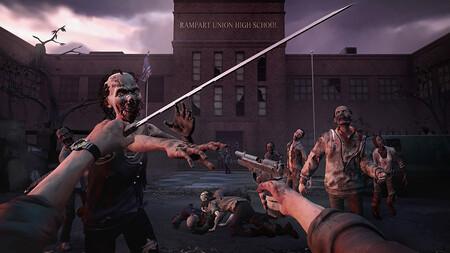 El nuevo Humble Bundle dedicado a la realidad virtual incluye The Walking Dead: Saints & Sinners y otros siete juegos más por 14 euros