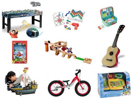 Guía de regalos de Navidad: niños de cuatro años
