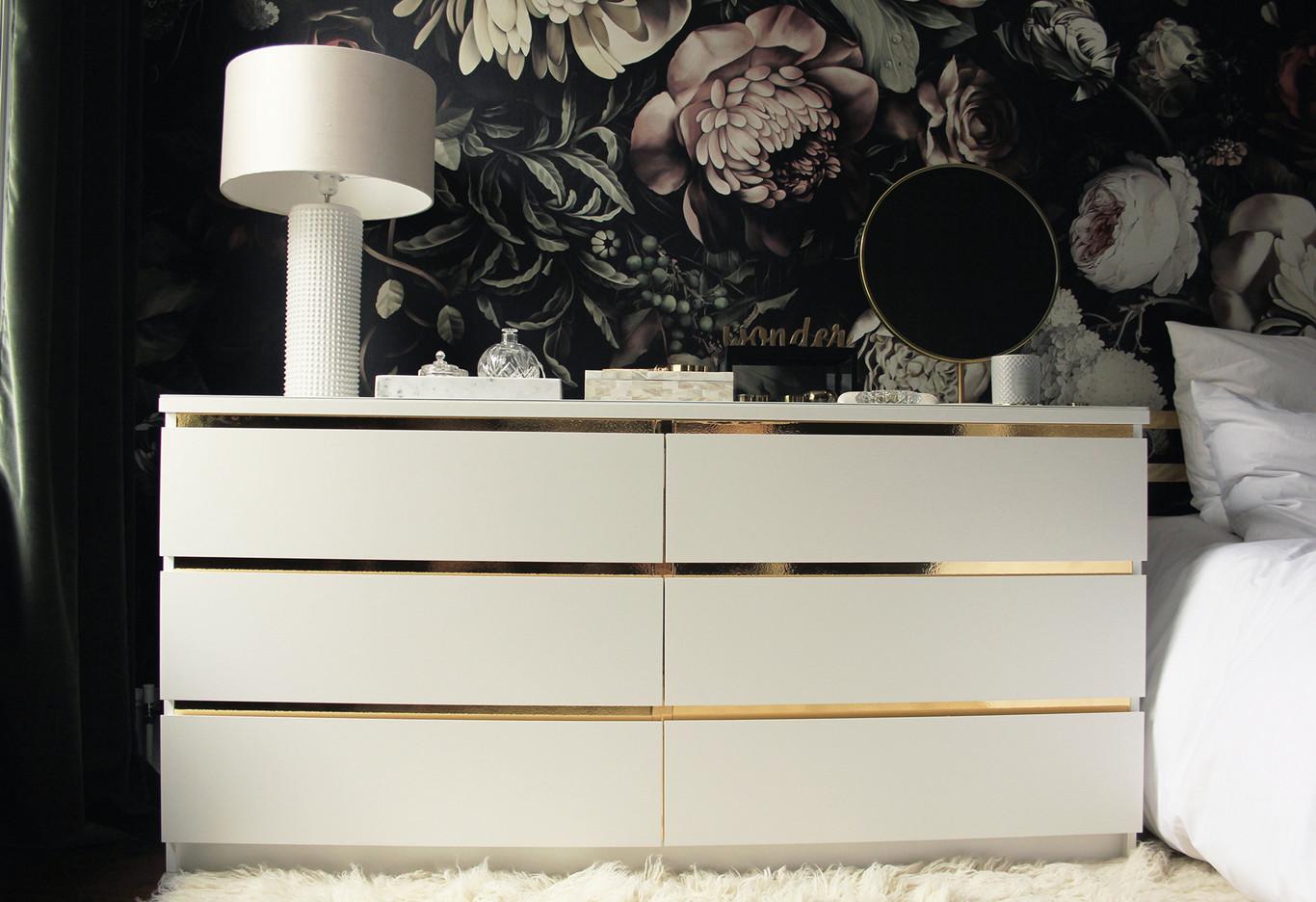 La cómoda MALM de IKEA: 17 hacks para darle personalidad a