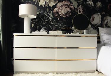 La cómoda MALM de IKEA: 17 hacks para darle personalidad a tu casa