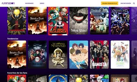 Funimation Tv Gratis Mexico