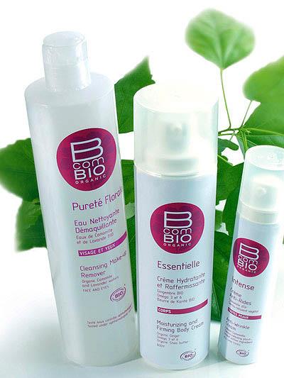 Nueva gama de cosméticos bio: BcomBio