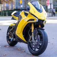 Damon anuncia nuevos detalles de su moto eléctrica de 215 CV: ergonomía ajustable, power bank y más de 320 km de autonomía