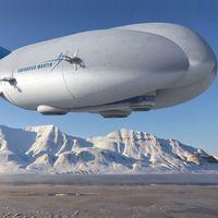 Los aviones contaminan y los barcos son lentos, por eso hay quien quiere resucitar el zepelín para transportar mercancías