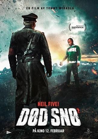 'Dead Snow: Red vs. Dead', tráiler y cartel de la secuela de 'Zombis nazis'