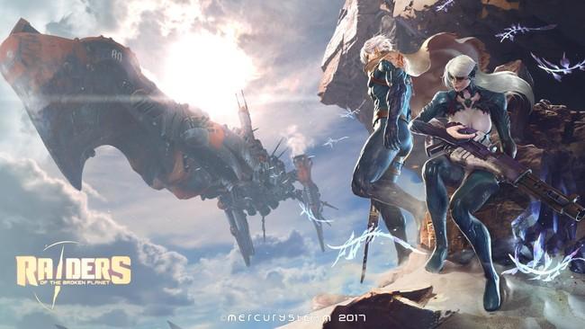 La primera campaña de Raiders of the Broken Planet anuncia que llegará el 22 de septiembre con un nuevo tráiler