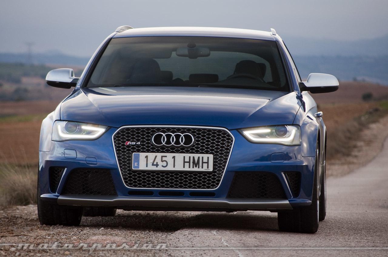 Foto de Audi RS4 Avant (prueba) (11/56)