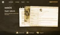 webOS renueva su web convirtiéndose en un escaparate de incertidumbres