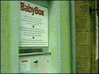 Baby Box, la polémica está servida