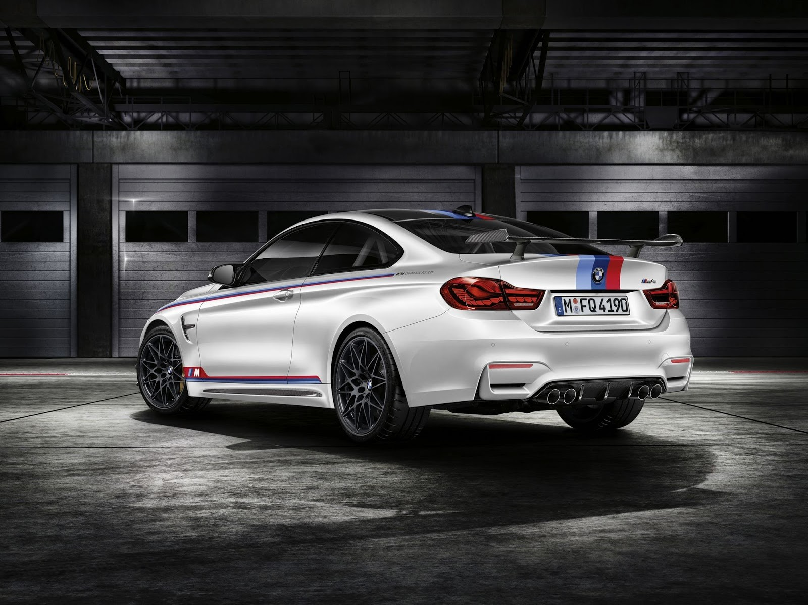 Foto de BMW M4 DTM Champion Edition (10/10)