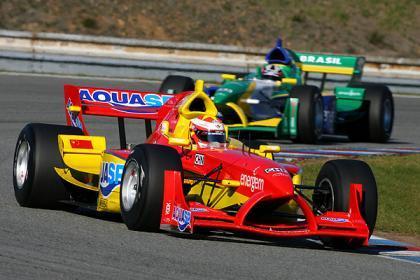 España tendrá su equipo en la A1GP