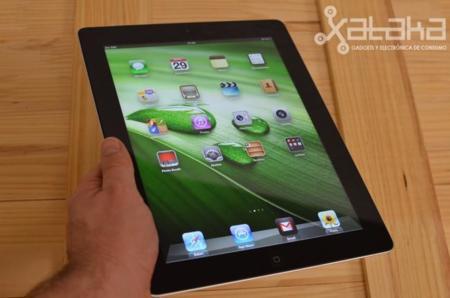 Aparece la referencia de un iPad de 128GB en iOS 6