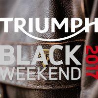 Aprovecha el Black Weekend de Triumph este finde: descuentos de hasta el 50% en equipación