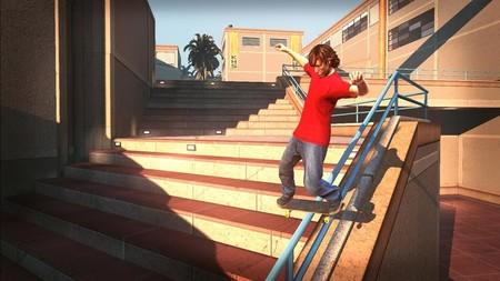 School II en Tony Hawk's Pro Skater 2, el lugar donde querría saltarme las clases del instituto