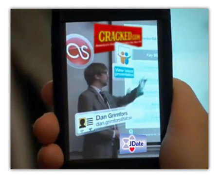 Augmented ID, más Realidad Aumentada en Android