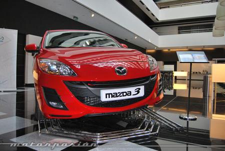 Mazda3 y Mazda6 2.2 CRTD, miniprueba