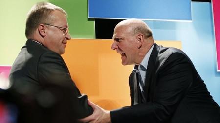 Compra Nokia Microsoft