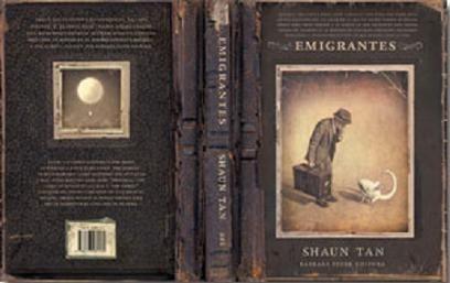 Emigrantes, de Shaun Tan
