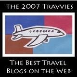 Vota en los Travvies al mejor blog de viajes