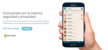 La privacidad casi absoluta en mensajería tiene un precio según COGA: 50 euros cada tres meses