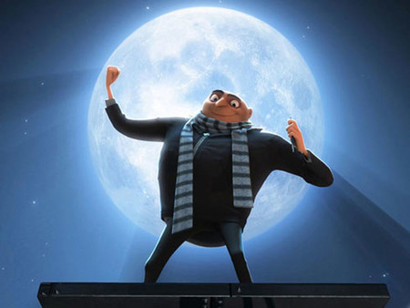 25 Best Moon Movies Despicable Me