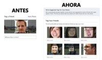 Facebook extiende y mejora su función de reconocimiento de rostros